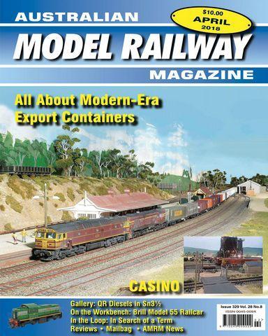 : Australian Model Railway Magazine March 04 2018