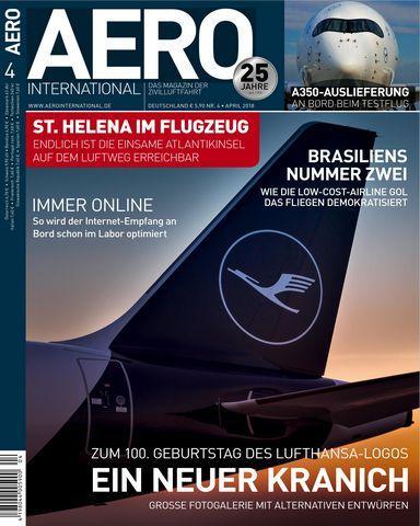 : Aero International April 2018
