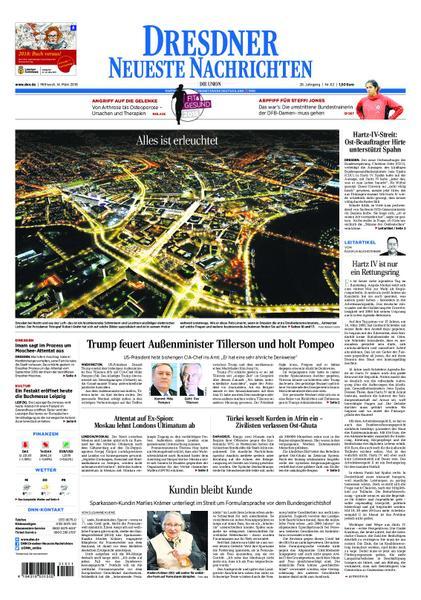 : Dresdner Neueste Nachrichten 14 Maerz 2018
