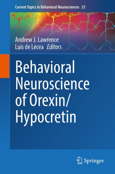 : Behavioral Neuroscience of Orexin Hypocretin