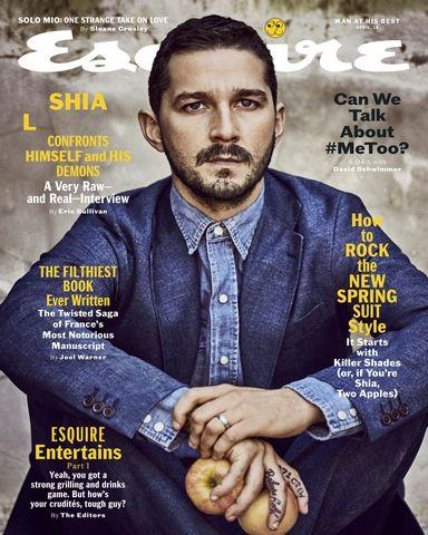 Esquire Usa April 2018