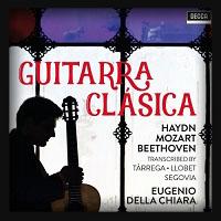 Eugenio Della Chiara - Guitarra Clasica 2018