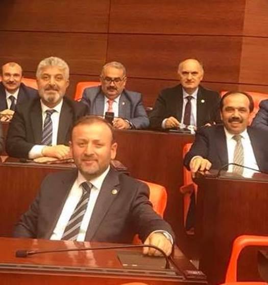 ATOM KARINCA MECLİS'TE SABAHLADI