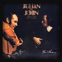 Julian Bream & John Williams - Julian & John 2012