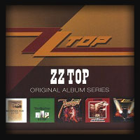 ZZ Top - Original Album Series 2012