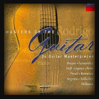 Master of the Guitar - 34 Guitar Masterpieces 2002