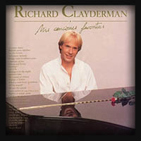 Richard Clayderman - Mis Canciones Favoritas 1991