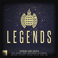 Ministry Of Sound Legends 2017