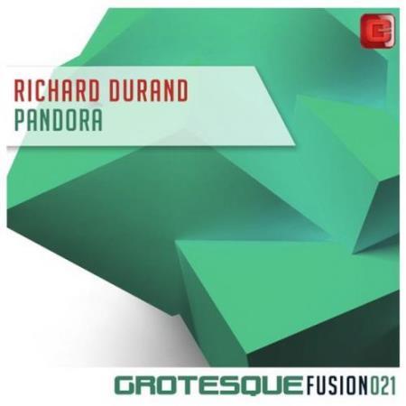 Richard Durand - Pandora (2018)