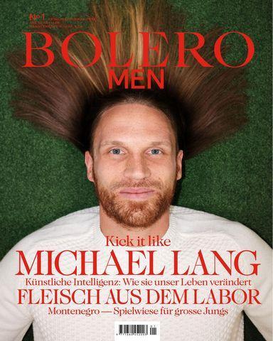 Bolero Men Fruehling Sommer 2018