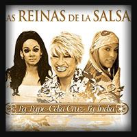 Celia Cruz & La Lupe & La India - Las Reinas De La Salsa 2007