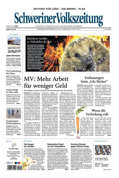 Schweriner Tageszeitung