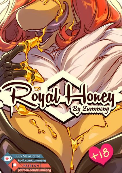 Zummeng Royal Honey