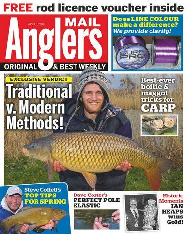 Anglers Mail April 03 2018