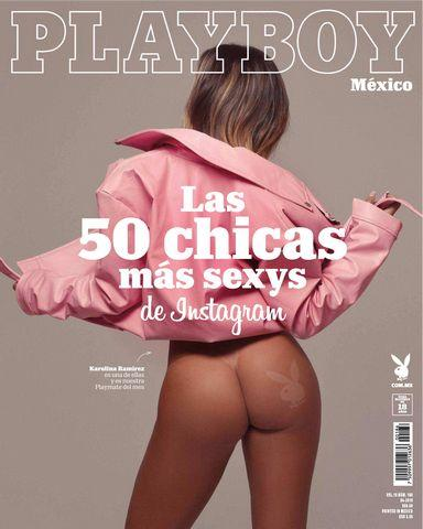 download Playboy.Mexico.Abril.2018