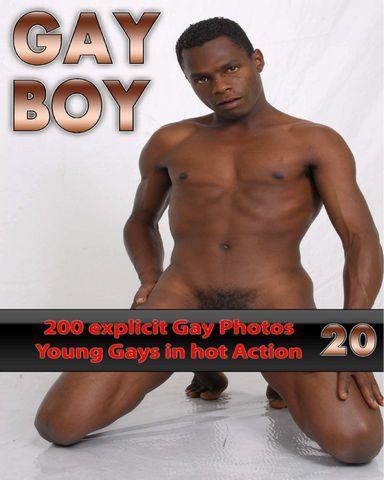 Gay Boys Nude Adult Photo Magazine April 2018