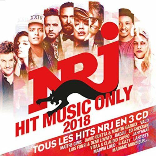 NRJ Hit Music Only 2018 (3CD)( 2018 )
