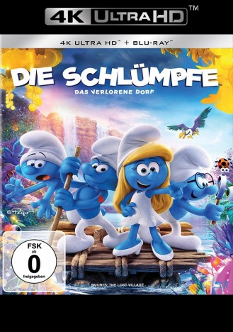 download Smurfs The Lost Village