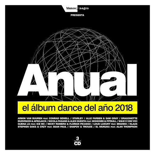Anual El Album Dance Del Año (2018)