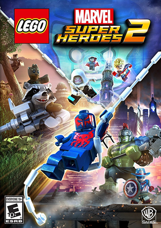 download LEGO Marvel Super Heroes 2 Infinity War