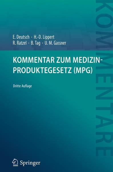 download Kommentar.zum.Medizinproduktegesetz.MPG