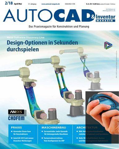 download Autocad.und.Inventor.Magazin.April.2018