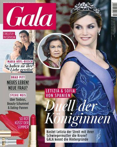 Gala Germany 12 April 2018