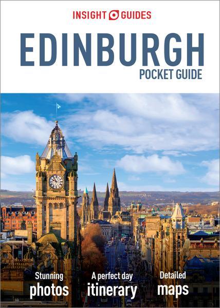 Insight Guides Pocket Edinburgh