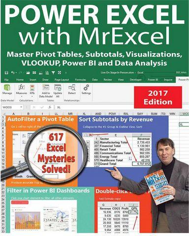 download Power.Excel.with.MrExcel.Master.Pivot.Tables.Subtotals.Visualizati