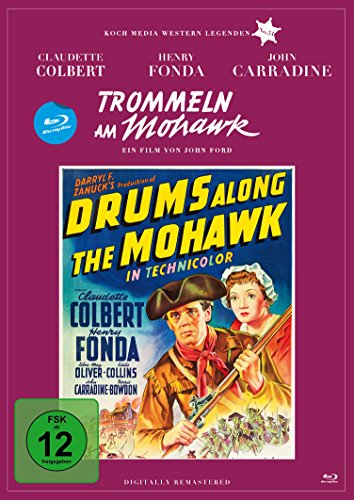 download Trommeln am Mohawk (1939)