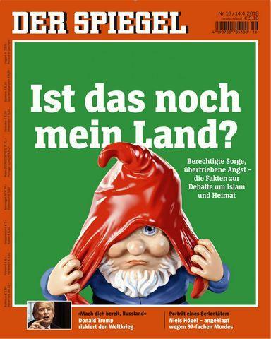 Der Spiegel 15 April 2018