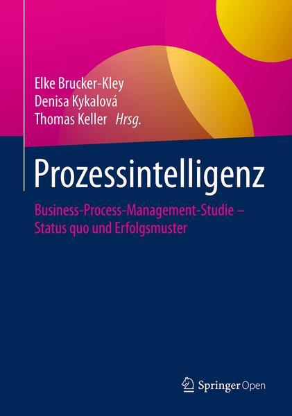 Prozessintelligenz Business Process Management Studie Status quo und Erfolgsmuster
