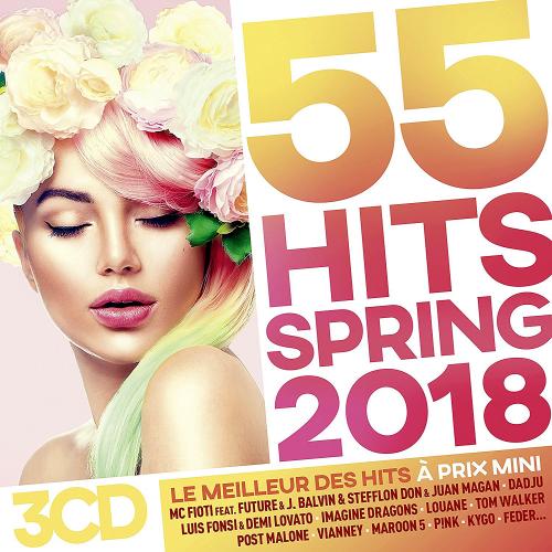 55 Hits Spring (2018)