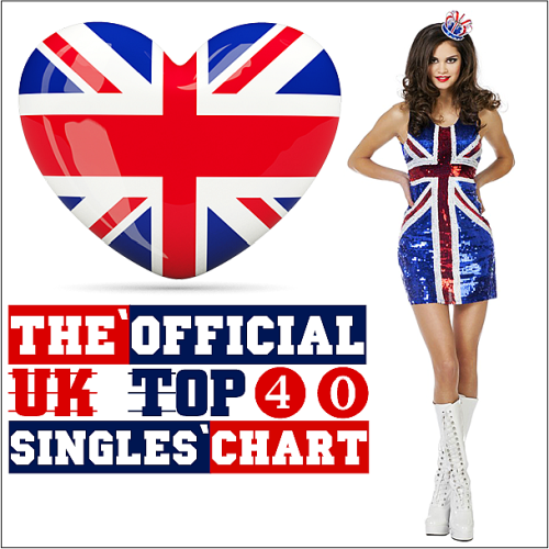 The Official UK Top 40 Singles Chart 13 April (2018)