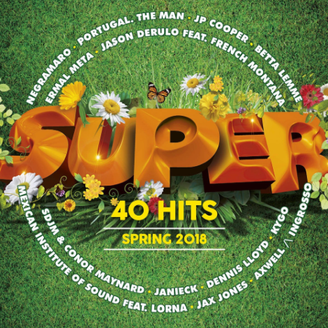 Superhits Spring (2018)