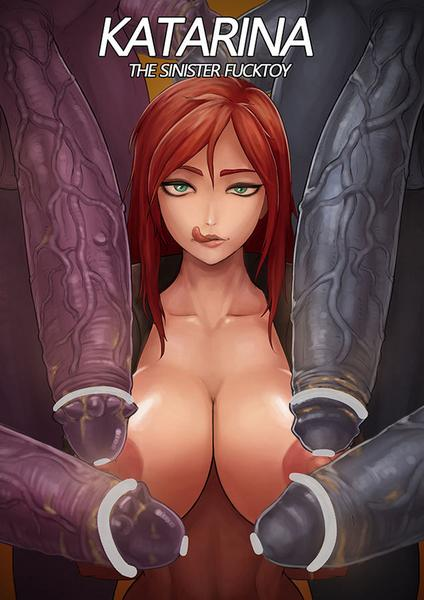 Kingbang Katarina The Sinister Fucktoy League of Legends
