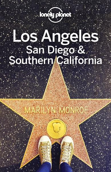 Cover: Lonely Planet Los Angeles San Diego und Southern California Travel Guide 5th Edition