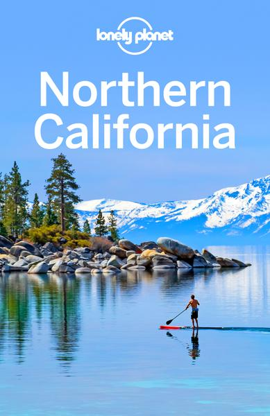 Lonely Planet Nrrthern California Travel Guide 3rd Edition