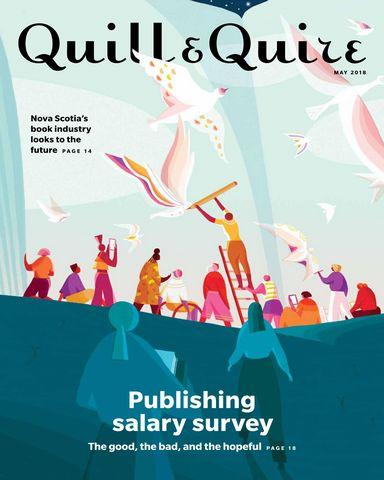 Quill und Quire May 2018