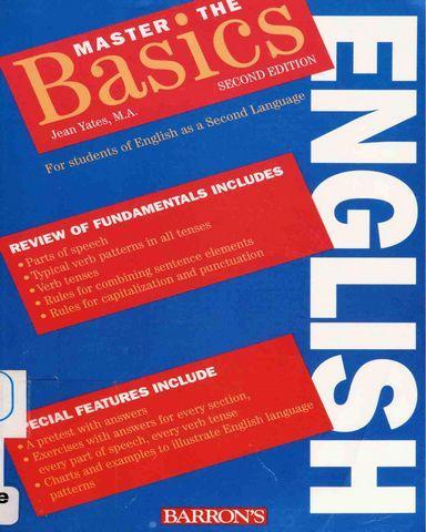 Master the Basics English 2nd Edition