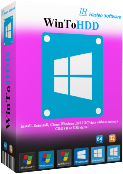 WinToHDD Enterprise v2.8 Release 3 + Portable