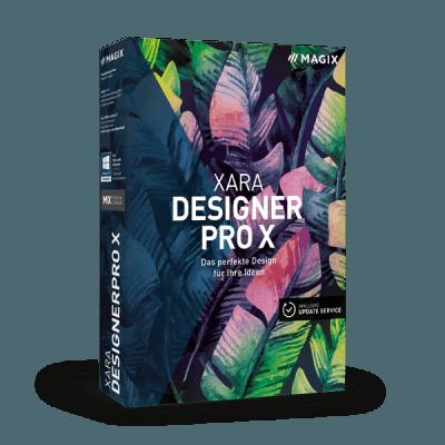 Magix Xara Designer Pro X 15