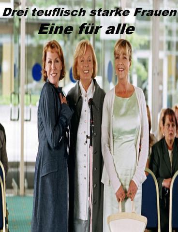 download Drei teuflisch starke Frauen - Eine für alle (2007)