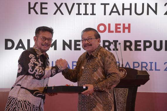 Pakde Karwo Jabat Ketua Asosiasi Gubernur se-Indonesia