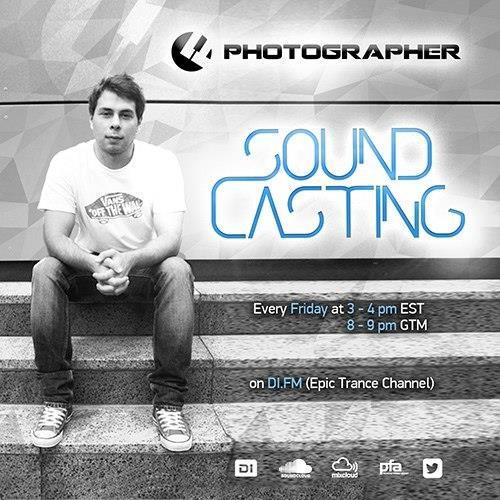 Photographer - SoundCasting 206 (2018-05-25)
