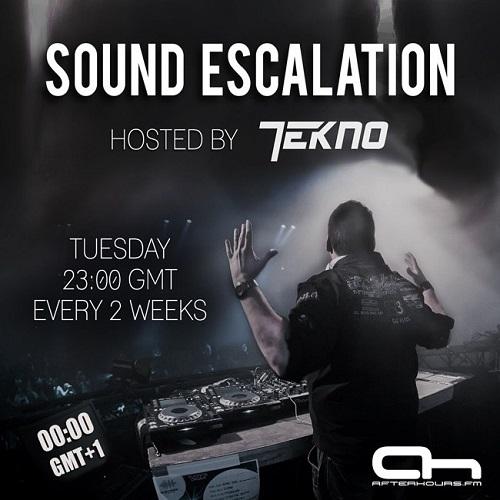 TEKNO & Indecent Noise - Sound Escalation 130 (2018-04-24)