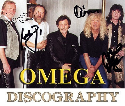 download Omega - Discography (1968-2017) (24 CD)