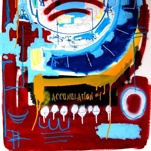 Fine Grind Accumulation 1 (2018)