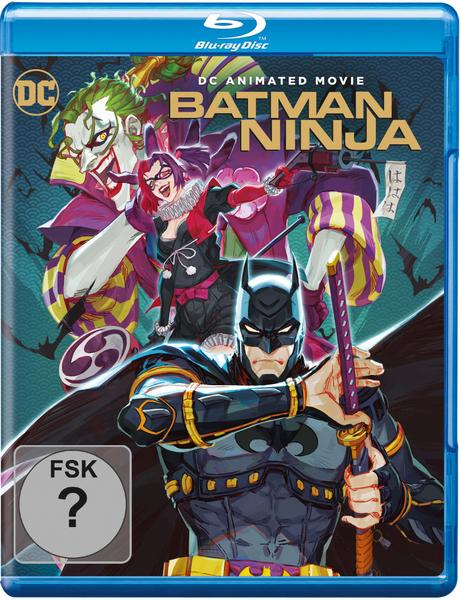 download Batman Ninja