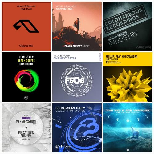 Fresh Trance Releases 034 (2018)